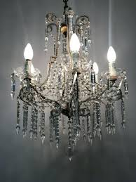 vintage crystal beaded chandelier dalila reviews 1
