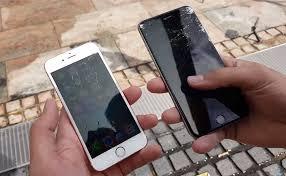 iphone 6 düsürme testi