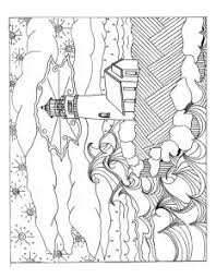 Free Adult Coloring Pages Of Lighthouses Click On Each Image To