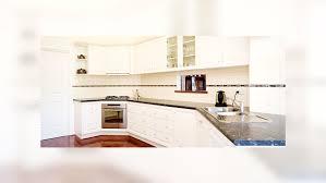 contemporary modern kitchen renovation east melbourne
