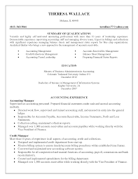 Best Accountant Cover Letter Examples Livecareer How To Write