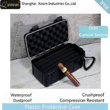 cigar travel case 15ct cigar humidor waterproof cigar packaging case cigar gift box