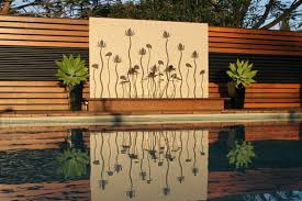Small Picture Outdoor Feature Walls Ideas Outdoor Wall Water Feature Ideas