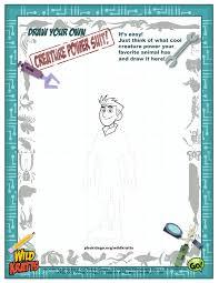 Chris Draw Cps Wild Kratts