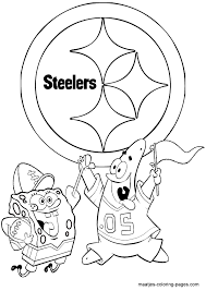 Small Picture Go Steelers Cartoon Home Bens Room Pinterest