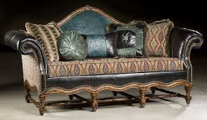 high style furniture. SOFA, COUCH \u0026 LOVESEAT High Style Furniture Tooled Leather Sofa. Luxury Fine Home Furnishings S