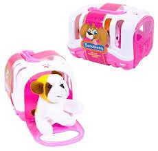 Купить Мягкая <b>игрушка Junfa toys</b> Питомец домашний с ...