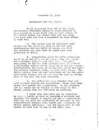 how to research the jfk assassination the preface and mission bill moyers memo