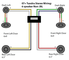 2014 tundra wiring harness 2014 wiring diagrams 2014 toyota tundra speaker installation guide tundra