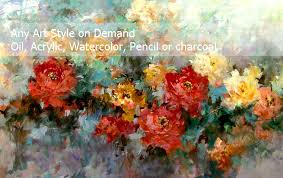 china oil painting reions