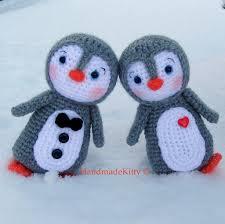 Penguin Crochet Pattern Interesting Design