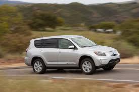 2013 Toyota RAV4 EV Review - Top Speed