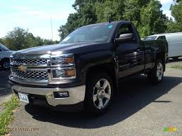2014 Chevrolet Silverado 1500 LT Regular Cab in Tungsten Metallic ...