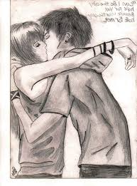 769x1039 hd cute boy and kissing sketch drawings and sketches of cute