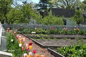 Our Kitchen Garden Eab Designs The Gardens Of Colonial Williamsburg