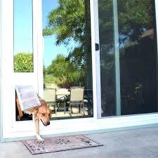 dog door reviews insulate dog door sliding glass doors can be made to fit a wide dog door
