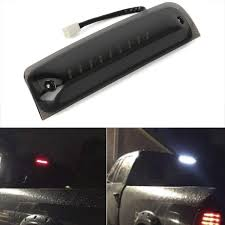 2011 Ram Third Brake Light Gasket Details About Smoke Car Led 3rd Third Brake Tail Light For Dodge Ram 1500 2500 3500 2011 2016