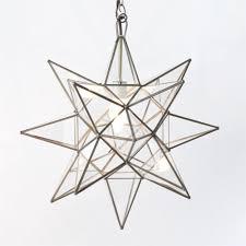 moravian star light fixture clear glass. moravian star 20 light fixture clear glass roselawnlutheran | decor ideas