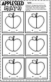 22 Apple-licious Classroom Activities and Freebies | Addition ...