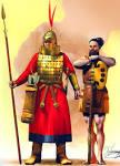 ancient China Zhou Dynasty Military