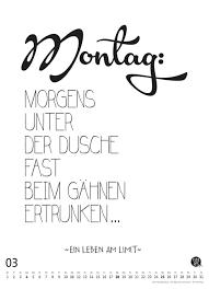 Typo Und Sprüche Kalender 2018 Hochformat 140581977 1895
