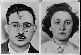 The American spies: The Rosenbergs