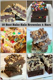 baking sale 10 best bake sale recipes brownies and bars
