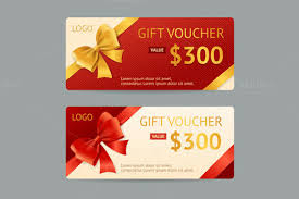 gift voucher design ideas