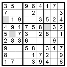 Sudoku Puzzel Solver How To Solve Sudoku Puzzles