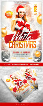 Christmas Flyer Holidays Events Features Very Easy To Edit