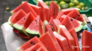 pics of water melon. Beautiful Melon How To Make Watermelon Water By GreenBlender Throughout Pics Of Water Melon N