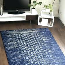 machine woven polypropylene dark blue area rug rugs waterproof street outdoor indoor pattern red ivory white
