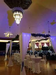 chandelier ballroom wedding style