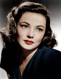 beautiful 1940s makeup on gene tierney to learn how to create this look