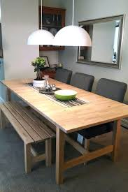 pleasant ikea stornas dining table furniture and chairs lovely extending oak room of jpg walnut light solid danish kitchen leather wood