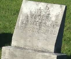 Kate Louisa Yoder (1865-1917) - Find A Grave Memorial