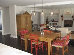 Image Of: Kitchen Table Lighting Ideas Gallery Rustic