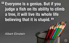 Genius Quotes Best Genius Quotes Everyone Is A Genius But If You Judge A Fish On Its