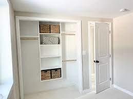 wall mount closet tower with shelf help