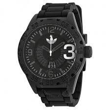 adidas newburgh black dial black silicone strap men s watch adidas newburgh black dial black silicone strap men s watch adh2963