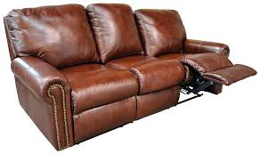 recliner sofas leather recliner sofa leather dfs