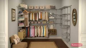 rubbermaid configurations closet system