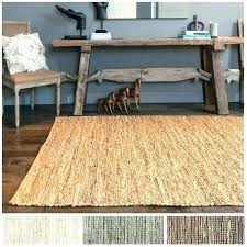 how to clean a jute rug how to clean a jute and leather rug designs can
