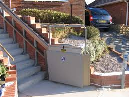 commercial wheelchair lift. Express 2 Wheelchair Lift From Garaventa, Gallery Image 5 Of Commercial