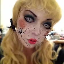 how to do porcelain doll makeup for geek london