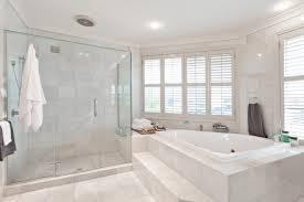 new bathroom with reglazed tub a 1 reglazing