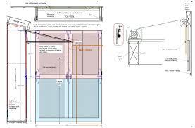 bi fold garage doorsBifold Garage Door Plans  Wageuzi