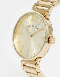 marc jacobs watches nz watch store marc by marc jacobs womens peggy gold ss quartz watch