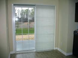 sliding shades for patio doors