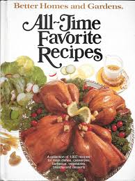 Small Picture Better Homes and Gardens All Time Favorite Recipes 1979 First